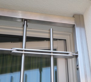 Classi di sicurezza di grate e inferriate per finestre e - Inferriate per finestre costi ...