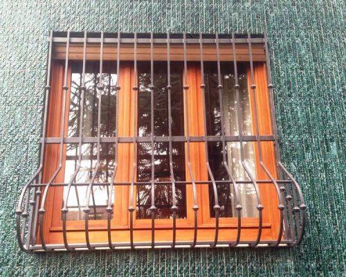 Inferriate grate di sicurezza per finestre in acciaio inox milano como monza brianza varese bergamo lombardia antieffrazione anti intrusione